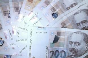 Novac u kampanji - kune