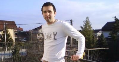 Kruno Šafranić , autor romana Dejan Dobrinić i čudnovati puteljak