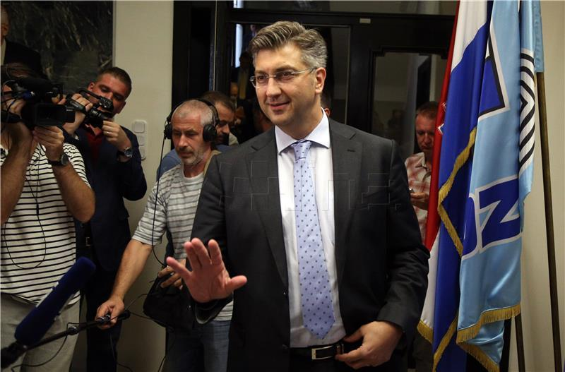 Plenković: Povećanje plaća 6,12 posto riješit će glavni meritum zahtjeva školskih sindikata