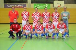 Croatia Muenchen - TSV 1860 Muenchen (1)