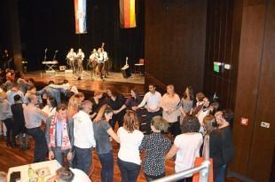 Sa zabave NK Jadran u Balingenu