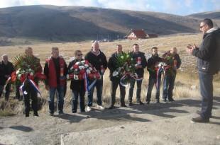 Skup u spomen na 22. obljetnicu početka vojne operacije Zima 94. Foto:Ferata.hr Obljetnica