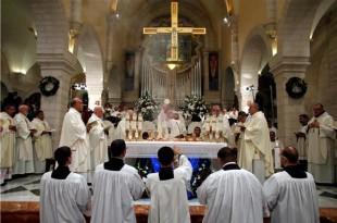 Betlehem_Sv misa