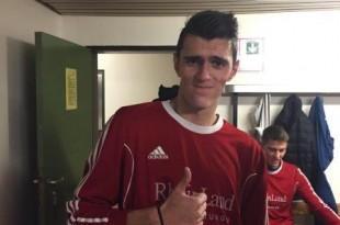 Kristić je zabio prvi zgoditak za Croatiju Bochum
