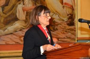 Zamjenica ministra vanjskih i europskih poslova mr. sc. Zdravka Bušić