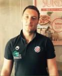 Trener Hajduka Predrag Kičić