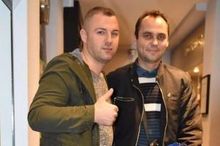 Senaid Salkičević i Alen Hajdarević