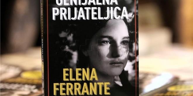 knjiga Elena Ferrante