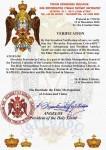 Priznanje HPC od Grka, Ukrajinaca, Rumunja, ...i arhiepiskopa Andrije Bonifacija