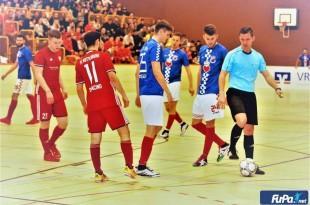 Igrači Croatije na turniru u Mössingenu