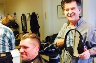 Popularni frizer Vice Vukušić svoj frizerski posao u Frankfurtu radio je točno 45 godina