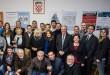 Predsjedništvo, članovi  i prijatelji Hrvatske kuće