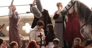 Dubrovnik: Poèelo snimanje Robin Hooda