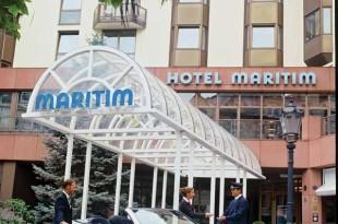 Ulaz u hotel Maritim u Bad Homburgu / Foto: hotel Maritim