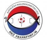 Logo Malonogometne lige Hrvatske katoličke župa Frankfurt