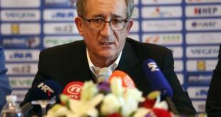 Izbornik muške seniorske reprezentacije Lino Červar odabrao je 16 igrača. Foto Hina
