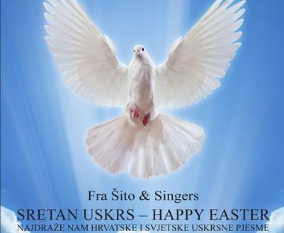 """sretan uskrs pjesme SRETAN USKRS – HAPPY EASTER"""" Novi album jednog od najpoznatijih  sretan uskrs pjesme"""