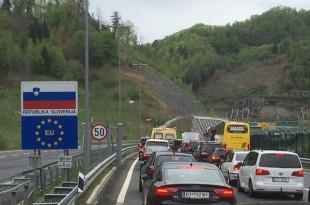 Granični prijelaz između Hrvatske i Slovenije / Foto:Fenix magazin