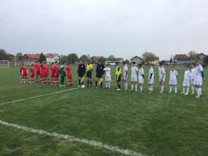 mladi nogometasi u14