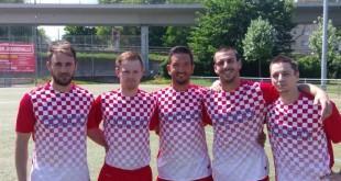 Strijelci za drugu momčad Croatije Frankfurt u utakmici protiv gostiju iz Griesheima