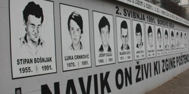 Jelena Lovrić amnestira pokolj u Borovu Selu