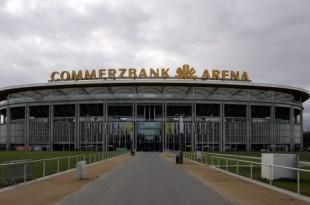 Commerzbank Arena Foto: Fenix Magazin