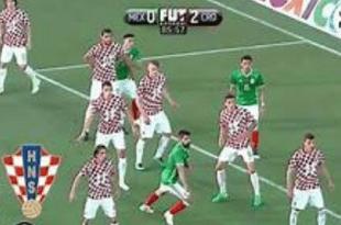 Mexico - Croatia 1-2