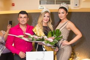 Miroslav Piplica, Miss dijaspore Ena Ćorić i aktualna hrvatska Miss Supranational Petra Bojić