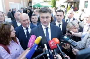 Premijer Andrej Plenković Foto:Hina