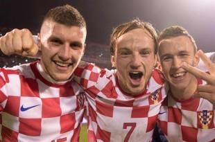 RAZLIČIT UČINAK: Ante Rebić zabio u finalu Njemačkog kupa, Ivan Rakitić osvojio španjolski kup Foto:HNS/CFF
