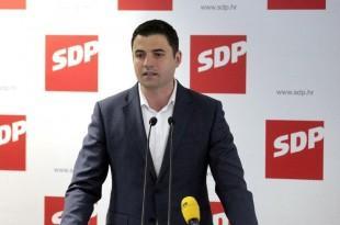 Davor Bernardic SDP