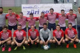 Croatia Zuerich svibanj 2017