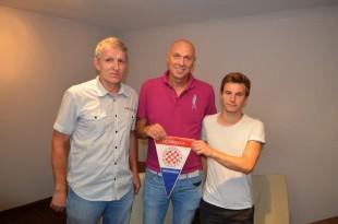 Pavo Crnac, Jozo Ereiz i  Josip Buljan