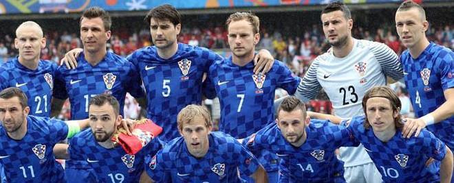 Hrvatska nogometna reprezentacija / Foto:Hina