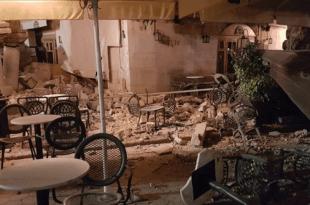 Razoran potres na grčkom otoku Kos /Foto:FaH