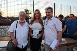 Tomislav Marijan Bilosnić, Marijana Dokoza i Ante Gugo