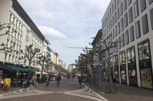 Ulaz s Freßgass na Zeil u Frankfurtu Foto:Fenix Magazin