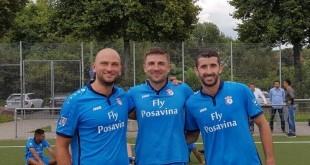 Danijel Koturić,  Anto Pejić i Mario Pejić