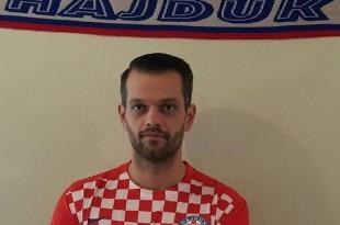 Kapetan Hajduka Dimitru Garčev postigao je tri zgoditka Foto: Fenix Magazin