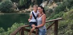 Majka i sin uživaju u odmoru u Hrvatskoj i BiH