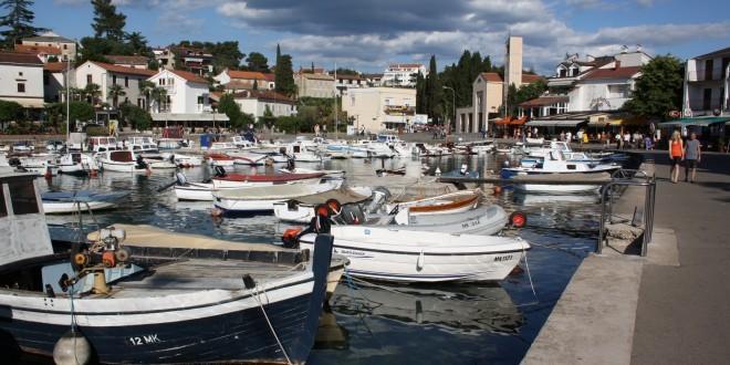 Kroatien_Malinska_Hafen