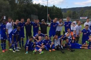 Novo slavlje nogometaüa Pajda iz Möhlina / Foto: Fenix Magazin