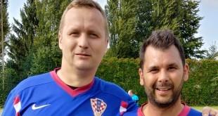 Vetrani Stipe Ćoso i Ivo Goleš unijeli su mirnoću u igru Croatije Hagen