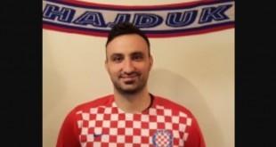 Tomislav Badrov postigao je dva zgoditka za Hajduk Wiesbaden / Foto: Fenix Magazin