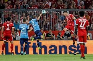 Bavarci su vrlo brzo poveli sa 2-0 golovima Suelea (9) i Tolissoa (18),