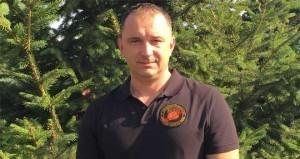 Dario Holenda časnik HV