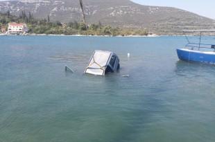 gurnuo auto u more Dubrovački dnevnik