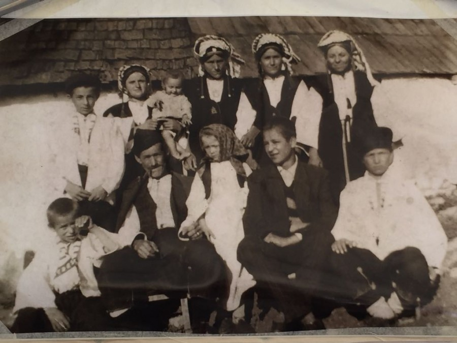 obitelj bosnjak rama