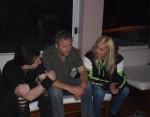 Iz Zadra čitateljica nam je poslala fotografiju na kojoj je u ugodom razgovoru s pjevačima Tihom Orlićem i Thompsonom.