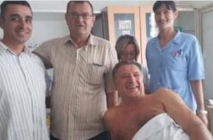 Zdravko Mamić iz bolnice: Živ sam i zdrav